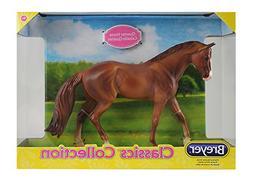 Breyer 1:12 Classics Model Horse: Chestnut Quarter Horse