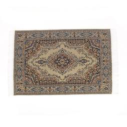 1:12 Dollhouse Carpet Miniature Fashion Doll Woven Carpet 24