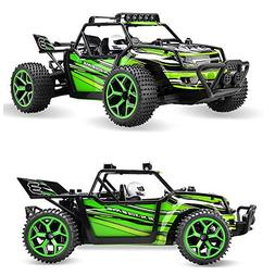 2.4G 1:18 RC High Speed Children Off-road Four-wheeler Bigfo
