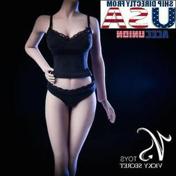 """1/6 Camisole Panties Underwear Set For 12"""" PHICEN JIAOU DOLL"""