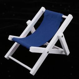 1/6 Dolls House Folding Deck Chair for Hot Toys//Blythe Doll