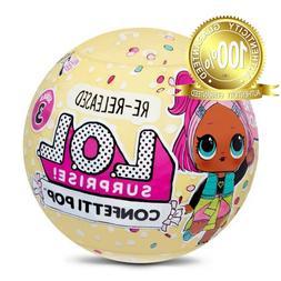 1 LOL Surprise Confetti Pop Series 3 New HTF Sealed Balls Au