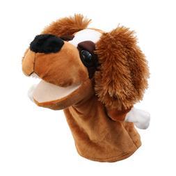 1 pc Hand Puppet Animal Lovely Cartoon Plush Educational Dol