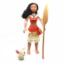 Baby Child Boy Girl Disney Princess 31cm / 12in Moana Pal Ac