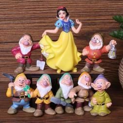 1 Set of 6 Disney Princess Tinkerbell Tinker Bell Fairies Fi