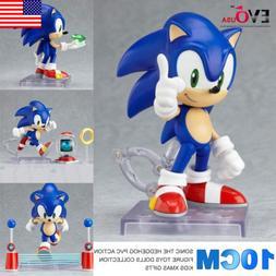 10cm Sonic The Hedgehog PVC Action Figure Toys Dolls Collect