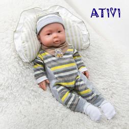 11 full body silicone reborn baby boy