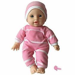 "11 inch Soft Body Doll in Gift Box - 11"" Baby  Caucasian"