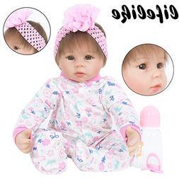 Birdfly Type:1104 Reborn Toddler Smile Baby 22 inch Doll Sit