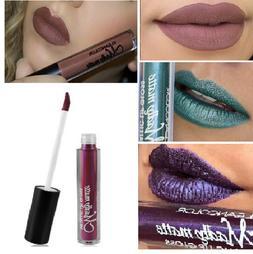 36 NEW Waterproof Long Lasting Makeup Lip Liquid Matte Lipst