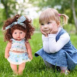 12'' Realistic Reborn Baby Doll Soft Lifelike Newborn Baby S