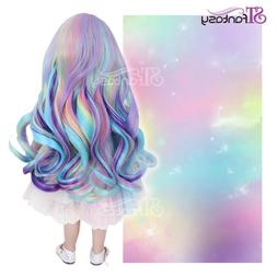 """13'' Costom Doll Wig Fit 18"""" American Girl Doll AG OG Gotz"""