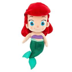 "14"" Toddler Ariel Plush Doll Stuffed Animal Toy Great Gift"