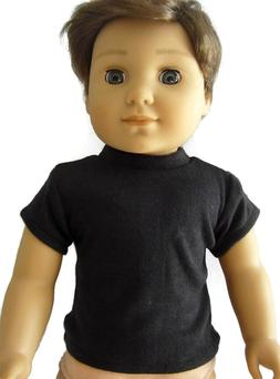 "For 18"" American Girl Boy Girl Dolls; Logan Doll Clothes Bas"