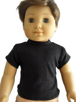 """For 18"""" American Girl Boy Girl Dolls; Logan Doll Clothes Bas"""