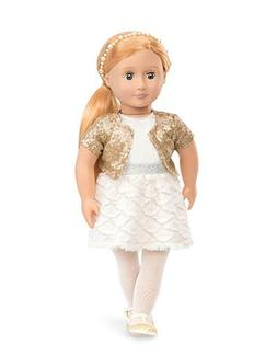 "Our Generation 18"" Holiday Dress Doll - Hope"