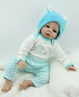 18 In. Cheap Real Silicone Newborn Girl Preemie Cheap Reborn