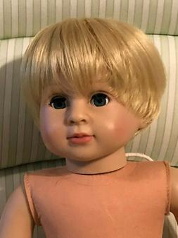 18 inch Caden doll by American Fashion World nude new