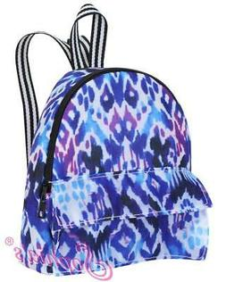 18 Inch Doll Accessories - Ikat Print Backpack - Fits Americ