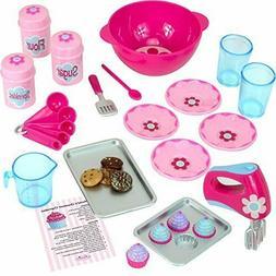 18 Inch Doll Baking Set of 23 Pcs. Fits American Girl Furnit