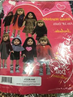 The New York Doll Collection 18 inch Doll Clothes Set of 10