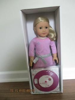 """18"""" AMERICAN GIRL NO. 22 TRULY ME BLOND  HAIR BLUE EYED DOLL"""