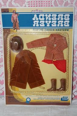 1970s Brenda Breyer Doll Horse Western Riding Outfit NIP