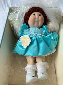"""1985 Cabbage Patch Kids Limited Edition 16"""" Porcelain Coll"""