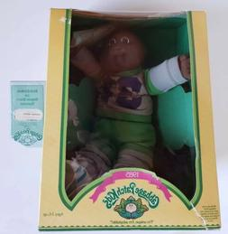 1985 Vintage Cabbage Patch Kids African American Black Boy w