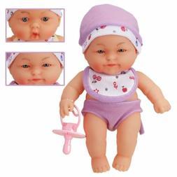 1PC 8inch Lifelike Soft Vinyl Baby Doll Silicone Handmade Gi