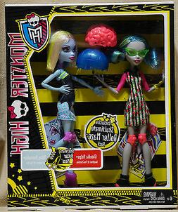 2011 Monster High GHOULA YELPS ABBY BOMINABLE Skultimate Rol