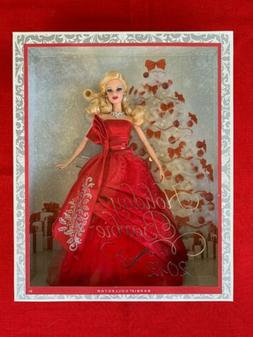 2012 Holiday Barbie Doll