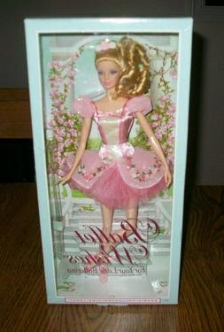 2013 Ballet Wishes For Your Little Ballerina Barbie Collecto