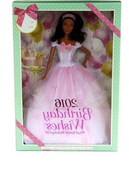 2016 Birthday Wishes Barbie Doll