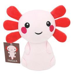 20CM Cute Axolotl Plush Baby Toy Handmade Animal Stuffed Dol
