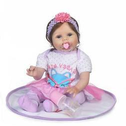 Reborn Dolls Real Baby Doll Realistic Silicone Vinyl Handmad