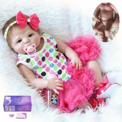 22 realistic reborn baby dolls full body