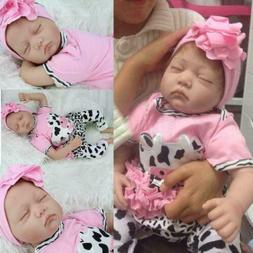 22'' REBORN BABY DOLLS REAL LIFE LIKE LOOKING NEWBORN BABY G