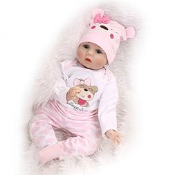 Funny House 22'' 55cm Reborn Baby Doll Realistic Real Lookin