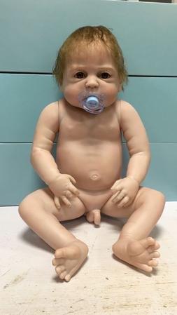"23"" Reborn Baby Doll Handmade Realistic Looks Real for Toddl"