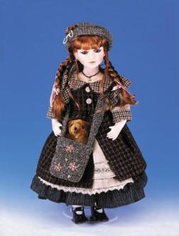 Legacy Fine Gifts & Judaica 292 Ellis Island Doll - Esther
