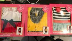 3 The New York Doll Collection Maxi Dress School Dress Holid
