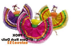 3 pack 6 mexican handmade corn husk