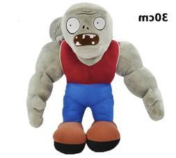 30cm Plants VS Zombies PVZ Gargantuar BIG Zombie Plush Toys