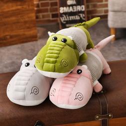 "40"" Jumbo Crocodile Stuffed Plush Soft Doll Pillow Cute Love"