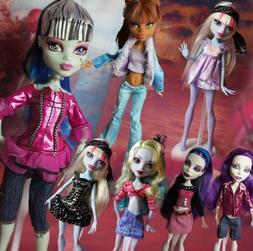 5 set Fashion Clothes Dress Outfit Wear Blouse Trousers Shor