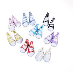 5cm Doll Accessory Sneakers Shoes for BJD dolls,Fashion Mini