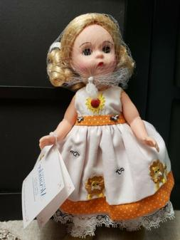 6-8 inch madame alexander dolls 1970-now