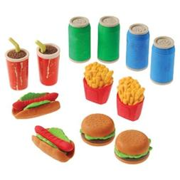 6 Piece Fast Food For American Girl Dolls
