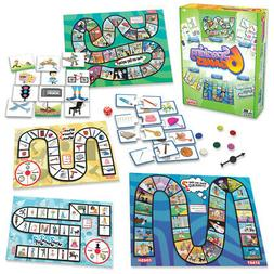 JUNIOR LEARNING 6 SPEAKING GAMES 407